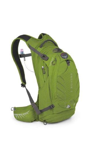 Osprey Men's Raptor 14 Hydration Pack, Screaming Green, One Size, Outdoor Stuffs