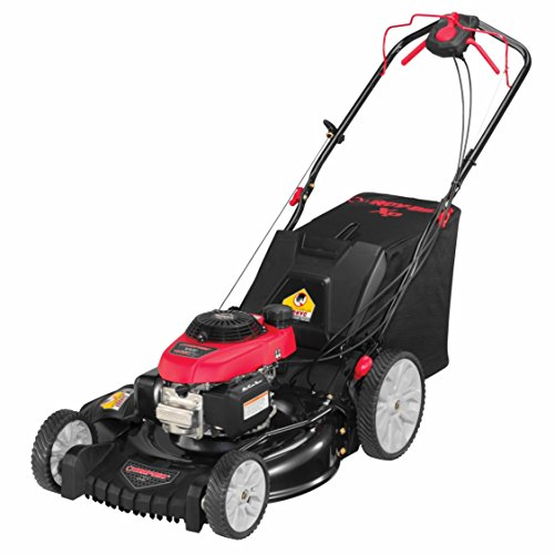 Troy-Bilt TB380 XP 21-Inch Rwd Self-Propelled 3-in-1 Gas Lawn Mower with 160cc Honda (Mtd Steel Lawn Mower)