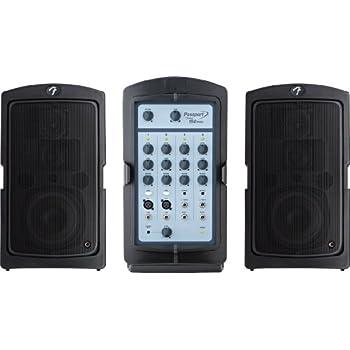 amazon com fender passport 150 pro portable pa system with mixer rh amazon com Fender Passport P250 fender passport p-150 review