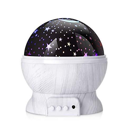 Baby Night Light Moon Projector product image
