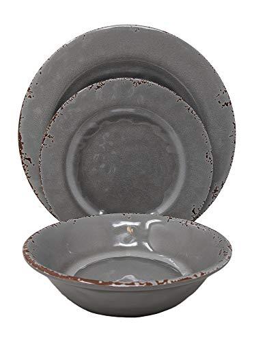 coffee mug set rustic - 6