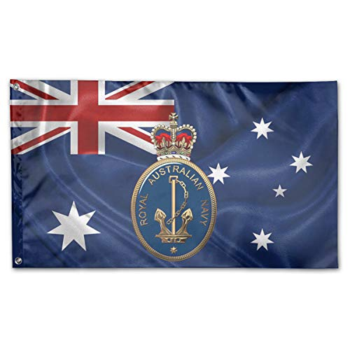 Royal Australian Navy Flag - Royal Australian Navy 3x5 Foot Flag