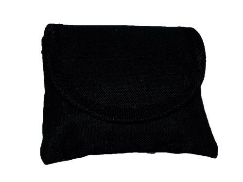 Black Disposable Glove Pouch for Belt FREE DELIVERY PolAmb Products