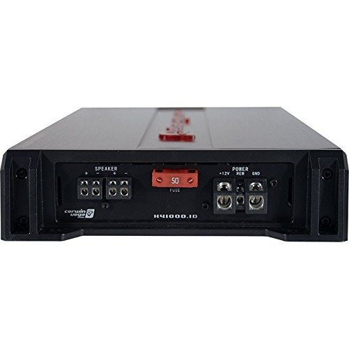 2 Channels 1100W Max HED Class AB Amplifier Cerwin-Vega H41000.2