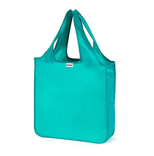 RuMe Medium Shopping Tote Reusable Grocery Bag - Flower Box Gazebo