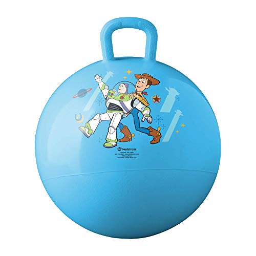 Hedstrom Toy Story 4 Hopper Ball, Hop Ball for Kids, 15 Inch (Toys Story Ball)