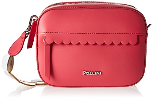 Pollini Women's Bag Wristlet Pink (Fragola)