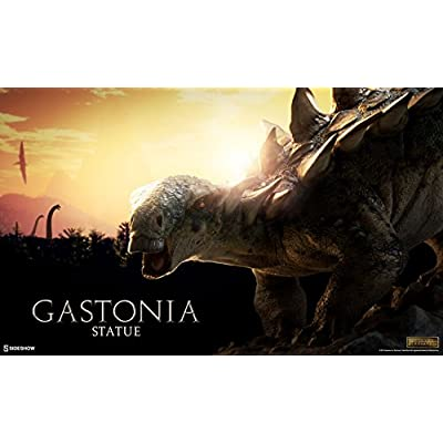 Sideshow Collectibles Dinosauria Collectibles Gastonia Dinosaur Statue: Toys & Games