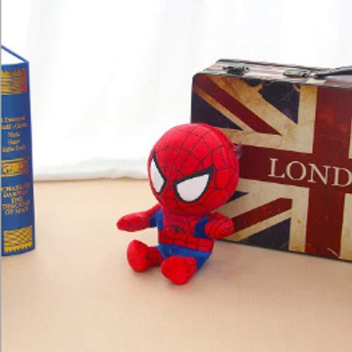 VIET STAR 30Cm 40Cm 4 Superhero Man Infinite Soft Plush Toys for Children -Multicolor Complete Series Merchandise