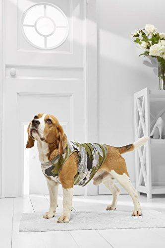 Pet Dog Camo Tank Top - 6