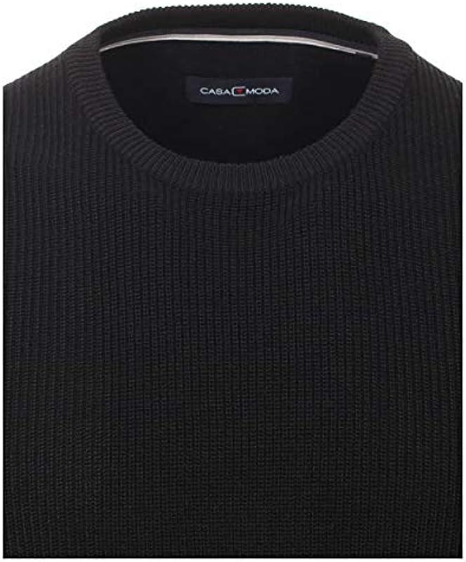 CASAMODA Męskie Pullover Uni: Odzież