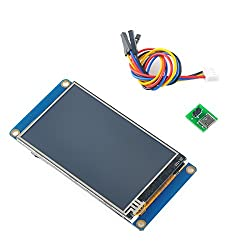 """Makerfire Nextion HMI 3.2"""" TFT LCD Module Display Touch Panel"""