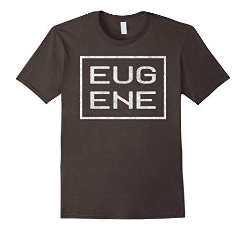 Mens The Original Modern Retro Eugene T Shirt Gift Tee Small - Modern Eugene