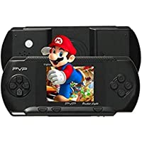TOYVALA TV Video Game PVP with Mario (Black)