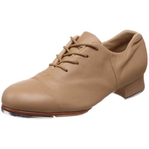 Bloch Dance Tap-Flex S0388L, Tan, 7.5 M US