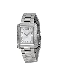 Michael Kors Women's Emery MK3289 Silver Stainless-Steel Quartz Watch