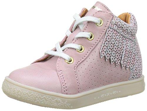 babybotte Mädchen Apash Hohe Sneaker Rose (rose)