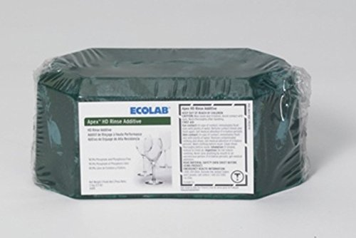 Apex Heavy Duty Rinse Additive 2.5Lb - Item Number 00016818CS