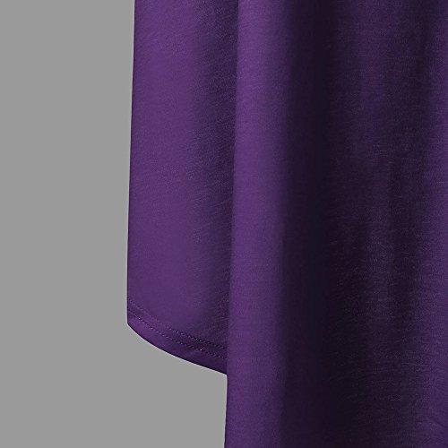 Party Purple Lady Women Sleeveless Mini Dresses On Floral Print Evening Tunic Gradient Tops Sale Dress RZw6PZq