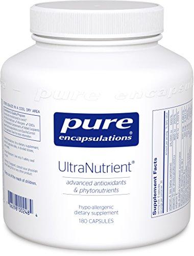 Pure Encapsulations UltraNutrient Hypoallergenic Multivitamin