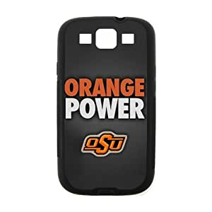 NCAA OSU Oklahoma State University Cowboys Cell Phone Protector for Samsung Galaxy S3 I9300 (PC and TPU ) wangjiang maoyi