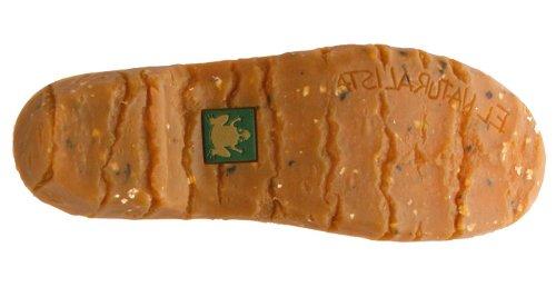 N158 Soft Naturalista Donna yggdrasil Grain Stivaletto El Grafito Grigio Elasticizzato 5xEP1pq