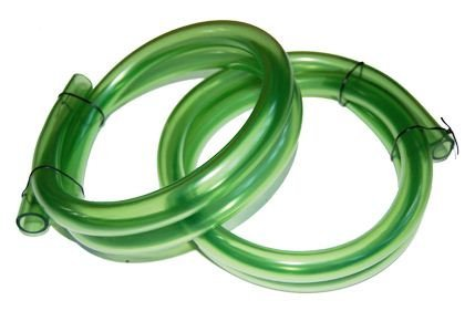 Replacement Green Flexible Tubing for SUNSUN HW-302/303B/402B Canister, 2-pack