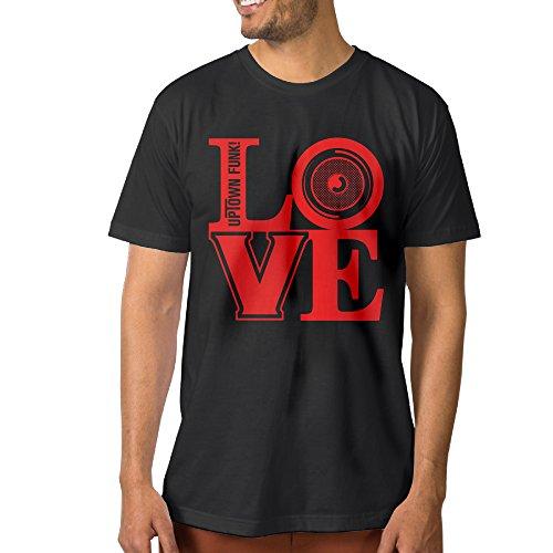 NORAL Best Male Singer Men's Crewneck T-shirt Black Size L