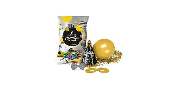 Party Planet Pack 6 Bolsa de Fiesta Carnaval Metalizada Gala ...