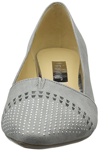 Gabor Damen Fashion Pumps Grau (stone/silber 19)