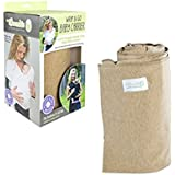 Woombie Wrap & Go, Heathered Tan, 2-35 Pounds