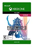 FINAL FANTASY XII THE ZODIAC AGE - Xbox One [Digital Code]