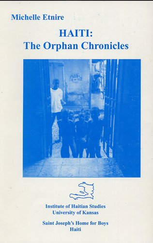 Haiti: The Orphan Chronicles ebook