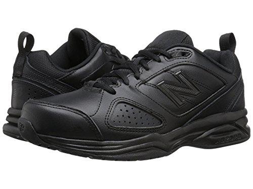 貸し手本巨大(ニューバランス) New Balance レディーストレーニング?競技用シューズ?靴 WX623v3 Black 13 (30cm) EE - Extra Wide