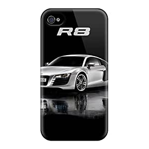Iphone 6plus GPh12348aogx Support Personal Customs Stylish Audi R8 Pattern Shockproof Hard Phone Cover -JasonPelletier