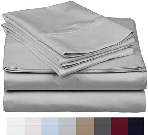 Top 10 best egyptian cotton king sheets with pattern: Which is the best one in 2019?
