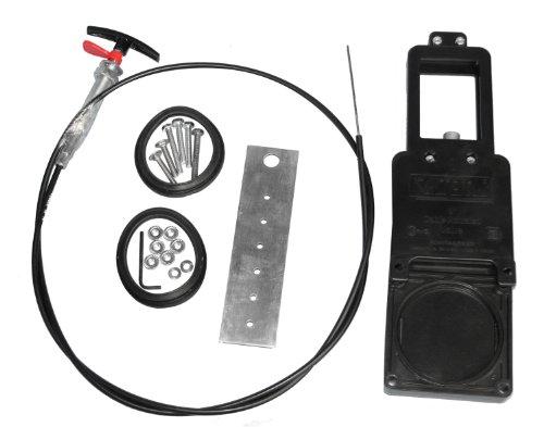camper black water tank valve - 6