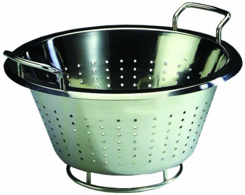 [Matfer Bourgeat 713828 Stainless Steel Conical Colander by Matfer Bourgeat] (Bourgeat Stainless Steel Colander)