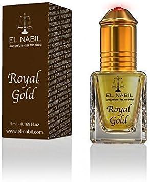 Pack de 12 Almizcle EL NABIL 5ml Royal Gold 100% aceite: Amazon.es: Belleza