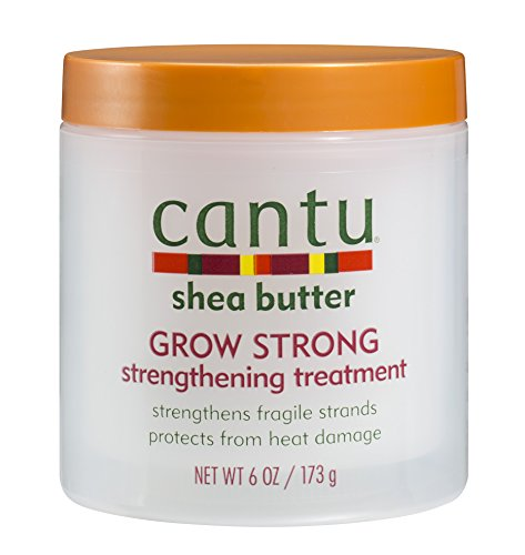 Cantu Grow Strong Strengthening Treatment, 6 Ounce
