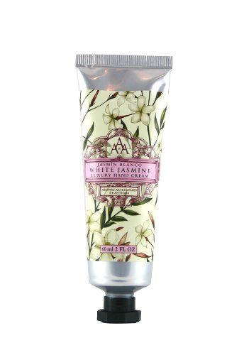 AAA Floral White Jasmine Luxury Hand Cream 60ml