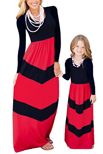 Bai You Mei Mommy and Me Matching Dresses