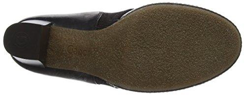 57 Mujer Comfort Sport Negro para Gabor Shoes Schwarz Micro Botas 01FaFw