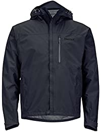 Minimalist Men's Lightweight Waterproof Rain Jacket, GORE-TEX with PACLITE Technology