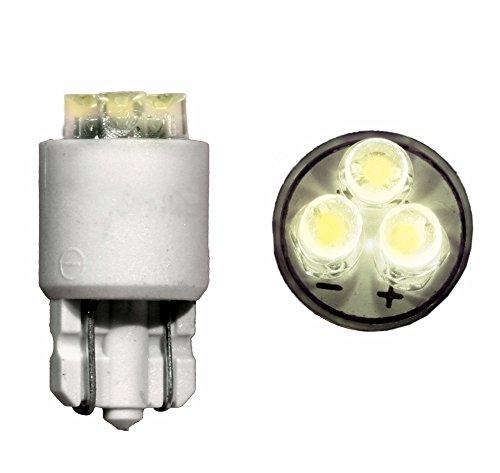 led 194 white low profile - 7