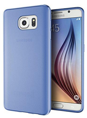 Galaxy S7 Case, Cimo [Matte] Premium Slim Fit Flexible TPU Case for Samsung Galaxy S7 (2016) - Blue