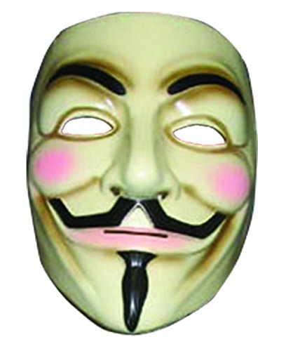 082686044189 - V for Vendetta Mask carousel main 5