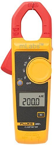 Fluke 302+, 400A AC Clamp Meter Price & Reviews