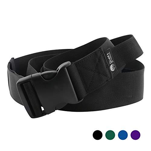 GUOER Walking Gait Belt With Handles Transfer Belts 25