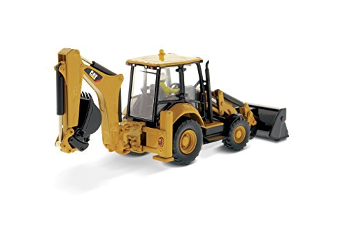 Caterpillar 432F2 Backhoe Loader High Line Series Vehicle